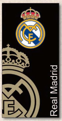 TOALLA PLAYA REAL MADRID 02