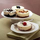 Omaha Steaks 4 (4 oz.) Assorted Individual Cheesecakes