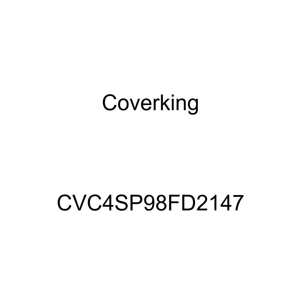 Coverking CVC4SP98FD2147 Gray Stormproof Custom Vehicle Cover