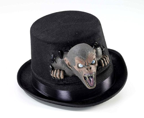 Circus Top Hats (Twisted Circus Top Hat with Monkey)