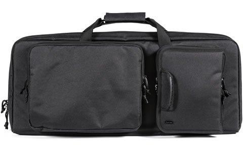 Liberty Safe 28'' Rifle Case Soft, Black
