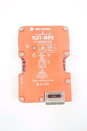 - ALLEN BRADLEY 440G-T27121 TLS1-GD2 GUARDMASTER SAFETY SWITCH SER E 24V D547991