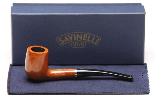 Savinelli Petite Natural 112 Tobacco Pipe