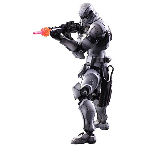 (Square Enix Star Wars Variant Play Arts Kai Stormtrooper PVC Painted Action Figure)