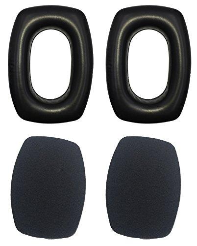 ZOHAN Gel Ear Pads for Howard Leight by Honeywell Impact Earmuff
