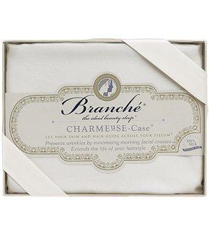 Branché Charmeuse Case, Queen/Standard, Crème