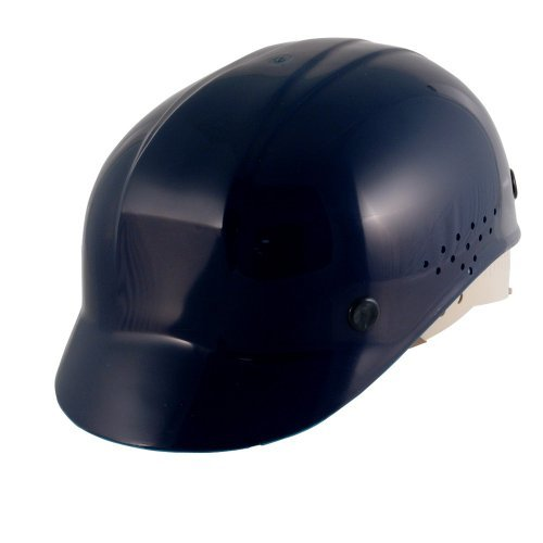 Occunomix V450-02 Vulcan Traditional Bump Cap with Suspension, Blue - Traditional Bump Cap