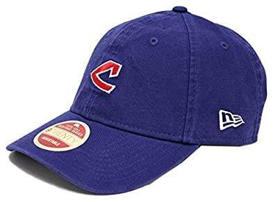 New Era Cleveland Indians Micro Squad Adjustable Hat/Cap from New Era