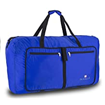 """Suvelle Travel Duffel Bag 29"""" Foldable Lightweight Duffle Bag For Luggage, Gym, Sports"""