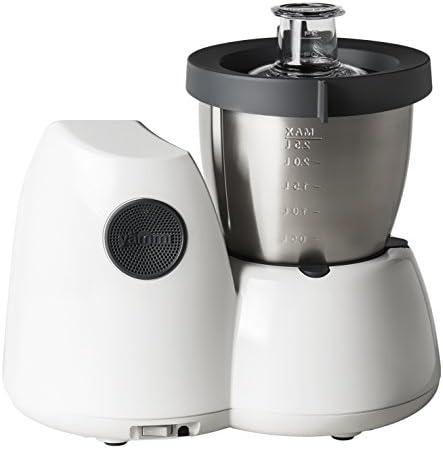 Yämmi Robot de Cocina Multifunción, Capacidad Bruta de 3.3L, 11 Funciones, Incluye 9 Accesorios, Potencia 1500 W, Motor 500 W, Libro de Recetas en Francés: Amazon.es: Hogar