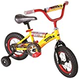 "Tonka Boys Dynacraft Bike, Yellow, 12"""