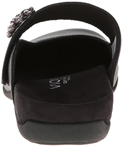 Vionic with Orthaheel Technology Womens Joan Mary Jane Mule Black RY1Wr