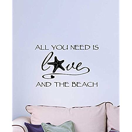 411B-ugRGFL._SS450_ Beach Wall Decals and Coastal Wall Decals