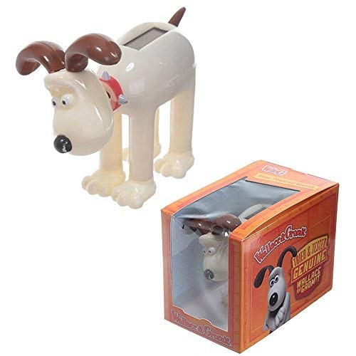 Solar Pals - Collectable Licensed Solar Powered Pal - Gromit