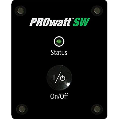 Xantrex Technology Inc, 808-9001 Remote Panel for Prowatt Sw