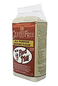 Bobs Red Mill Gluten Free All-purpose Baking Flour, 22 Oz ( Pack of 4)