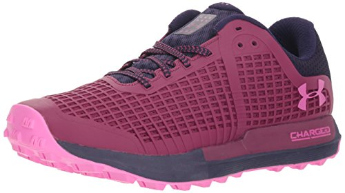 Picture of Under Armour Women's Horizon BPF Running Shoe, Charged Cherry (600)/Purple Switch, 9.5
