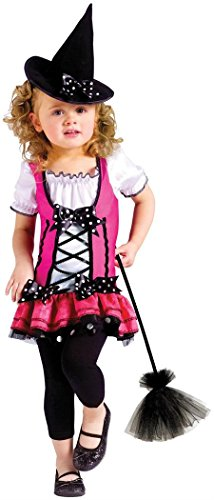 Sugarn Spice Witch Costumes (WMU Costume Sugar N Spice Witch 3T-4T)