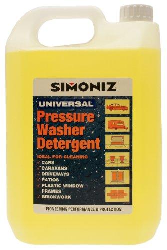 Holts SPW5 Simoniz Pressure Washer Detergent 5L: