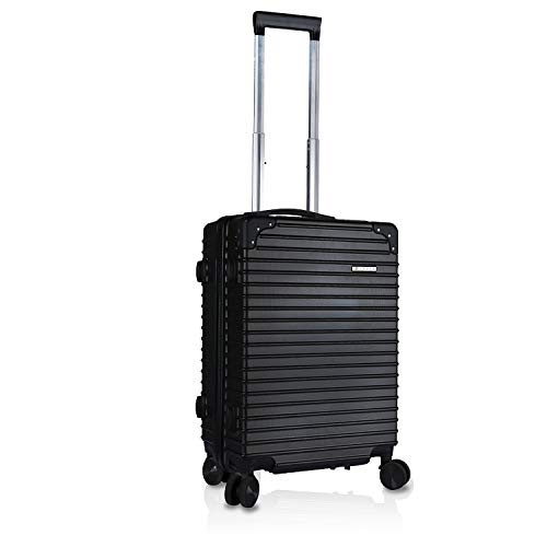 Cross Washington Polycarbonate 57 cms Grey Hardsided Cabin Luggage (ACO2302311_3-S85)