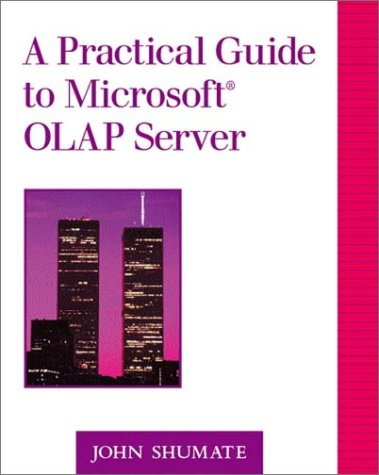 Download A Practical Guide to Microsoft(R) OLAP Server ebook