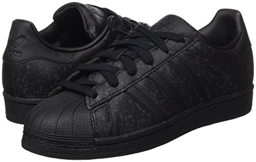Da Donna Nero Scarpe Black core White Adidas Ginnastica Superstar footwear Black core Basse XBnTEq