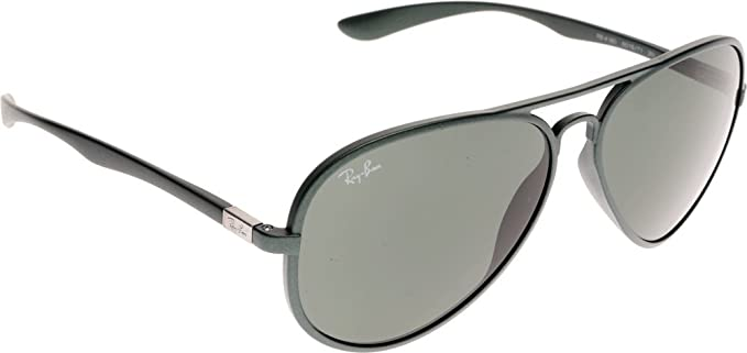 bc35d185eb Image Unavailable. Image not available for. Colour  Ray-Ban RB4180 AVIATOR  LITEFORCE 601671 - 59 ...