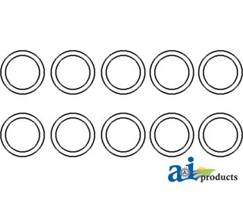 A&I Gasket, Sediment Bowl (15 pk) Replacement for Massey ...