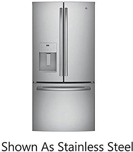 GE GFE24JBLTS 33 Inch French Door Refrigerator with 23.8 cu.
