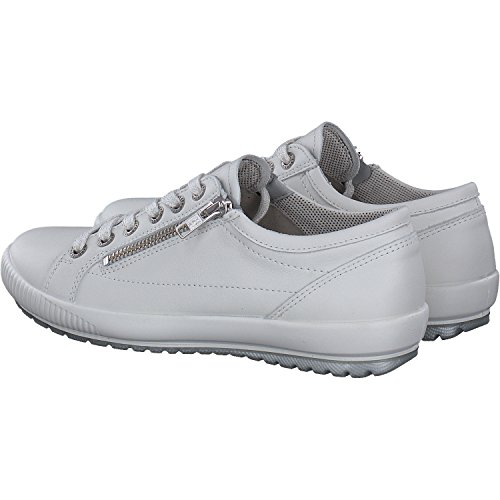 51 Superfit up Lace Women's White Flats 2 00818 qtzvgpHt