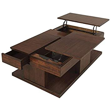 Progressive Furniture Le Mans Cocktail Table