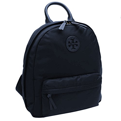 Tory Burch Ella Backpack Handbag Bag Tory Navy by Tory Burch