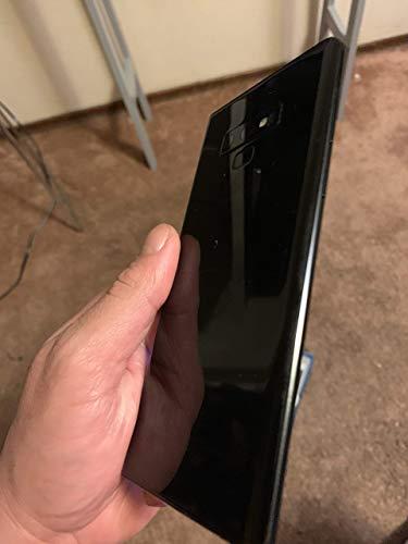 Samsung Galaxy Note 9 (AT&T) Factory Unlock (Black, 512gb) (Renewed)