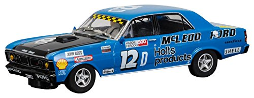 Scalextric C3696 Legends Ford XY GT-HO Falcon Slot Car (1:32 Scale) (Ford Falcon Set)