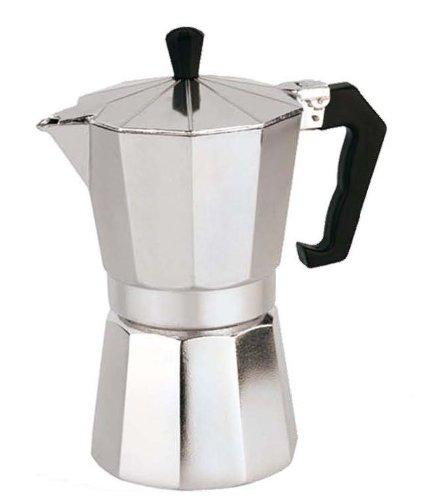 Jomafe - Cafetera Aluminio Inducción 3 Tazas: Amazon.es: Hogar