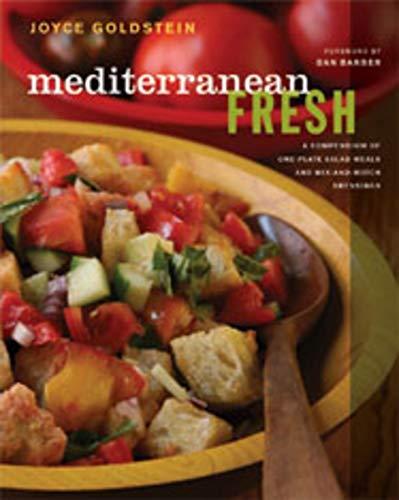 Mediterranean Fresh: A Compendium of One-Plate Salad Meals and Mix-and-Match - Salad Mediterranean