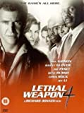 Lethal Weapon 4 DVD New Mel Gibson