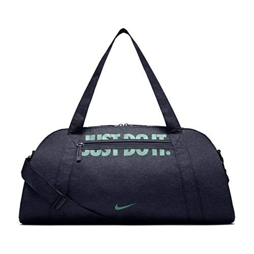 Nike Women's Gym Club Sport Duffel Bag, Small - Blue (BA5490-452)