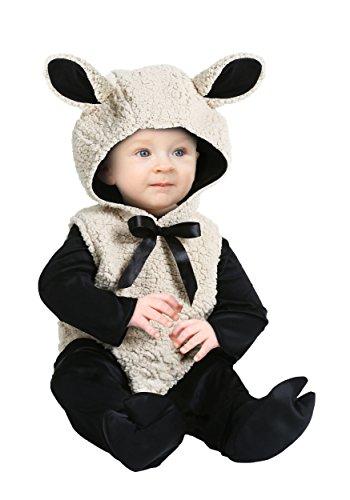 Infant Baby Lamb Costume 6/9