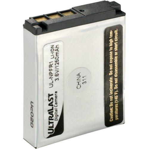 UltraLast ULNPFR1 Digital Camera Battery Pack for Sony NP-FR1 R Series InfoLithium ()