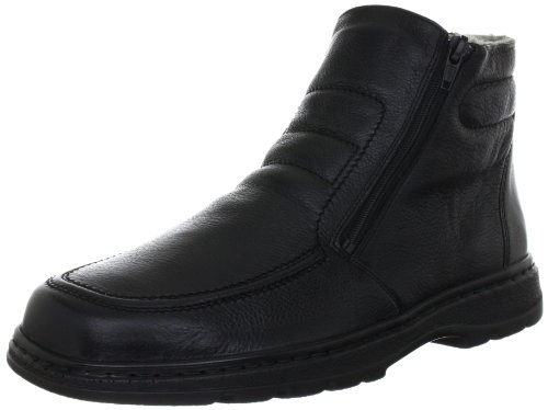 Boots Man Herren 00090 Schwarz Solidus 82113 00090 Natura Softcalf Schwarz 75wYR