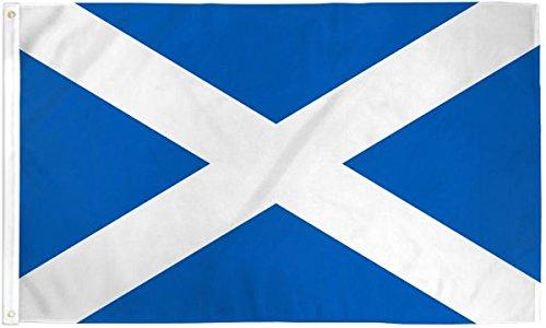 (Scotland Flag 2x3ft Poly)