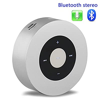 MATE Wireless Bluetooth Speaker Portable Powerful Sound Bluetooth Speaker with USB and TF Card PortS for iPhone, iPad Mini, iPad 4/3/2, iTouch, Nexus, Samsung and other Smart Phones and Mp3 Players