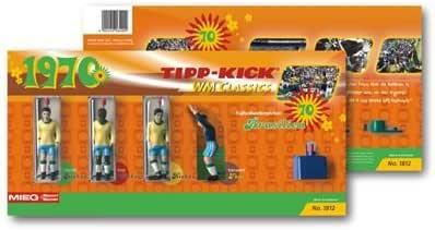 Desconocido TIPP-Kick 018125 WM Classics 1970 Brasilien - Figuras ...
