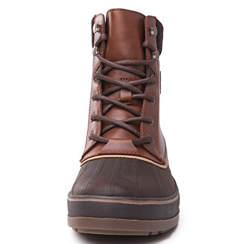 GLOBALWIN Men's Winter Boots