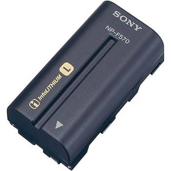 Amazon.com: Sony NPF970 Batería recargable Info Litio L ...