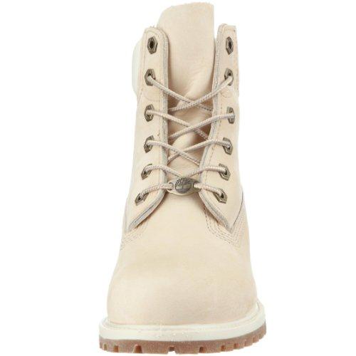 6 Crema Timberland Donne Stivali Delle Premium Impermeabile q8xxSO