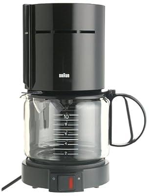 Braun KF400 Aromaster 10-Cup Coffeemaker