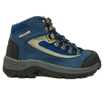 3d57fd0a4a7 Mens Indigo Blue Cotton Traders Waterproof Hiking Snow Winter ...