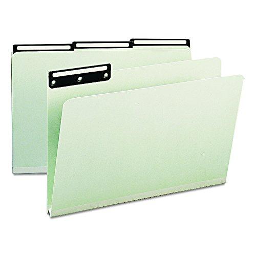 e Folder, 1/3-Cut Tab Flat Metal, 1